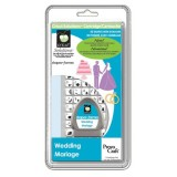 Cricut Solution Cartridge Wedding Item 29-0544